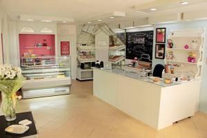 Interior de Pastelería Lambona
