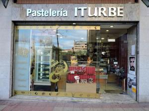 Exterior de Tienda Pastelería Iturbe