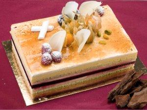 Tarta Bizcocho de Almendra