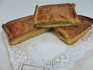 Empanada de Queso Cabrales y Manzana