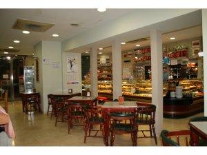 Los Ángeles Sevilla Interior de la tienda