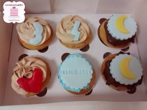Surtido de Cupcakes Personalizados