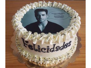 Tarta con Foto ideal para regalo