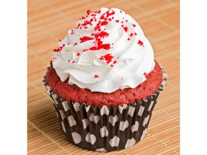 Cupcake sabor Red Velvet