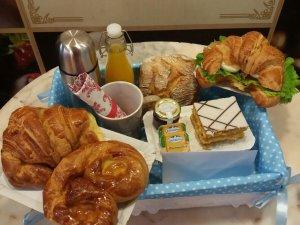 Desayuno Especial San Antonio