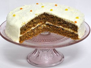 Tarta de Zanahoria