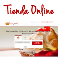 tartas online y pasteleria online