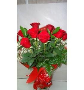 Ramo de Rosas con Bombones