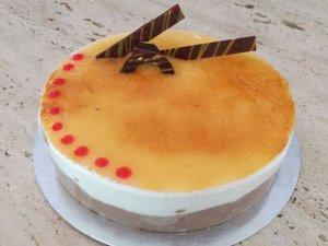 Mousse de Naranja y Chocolate