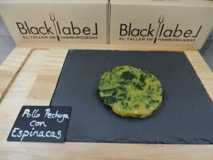 Taller de Hamburguesas Black Label