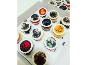 Cupcakes con Foto