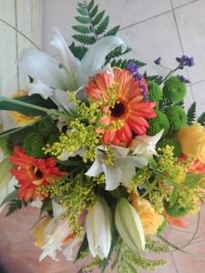 Precioso Ramo de Flores