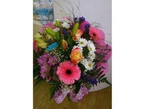 Ramo de Flores Multicolor
