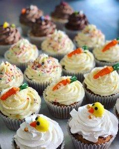 Cupcakes surtidos