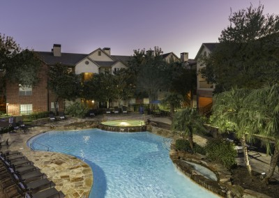 Camden Park Apartments: Pool
