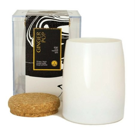"Fall Scented Candles That Won't Give You A Headache | Michael Anthony Furniture: ""Ginger Pop"" Candle"
