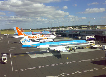 Newcastle Int. Airport
