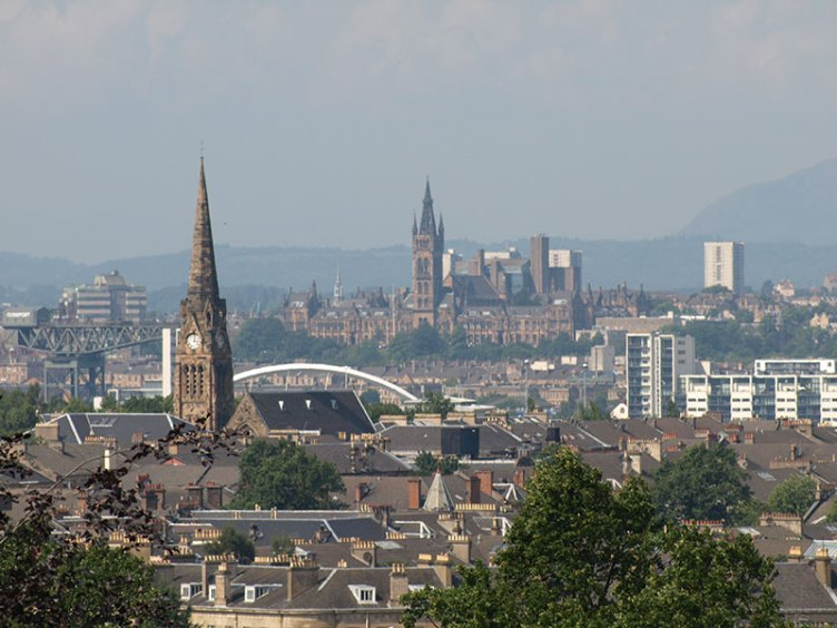 This time it's Bristol to Glasgow - but who'll win for time and cost?