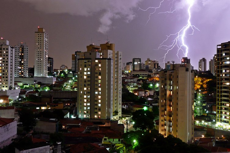 Will England face a stormy night in Sao Paulo? Image credit