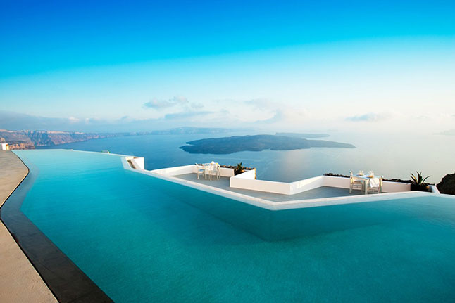The Grace, Santorini