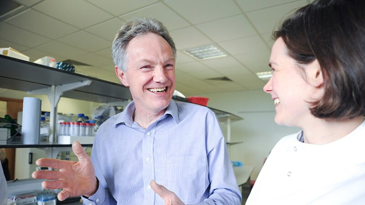 Stay up to date with news from Southampton University's cancer immunology research and news of APH fundraising