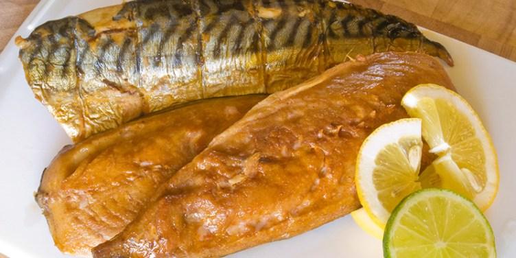 Oily fish: