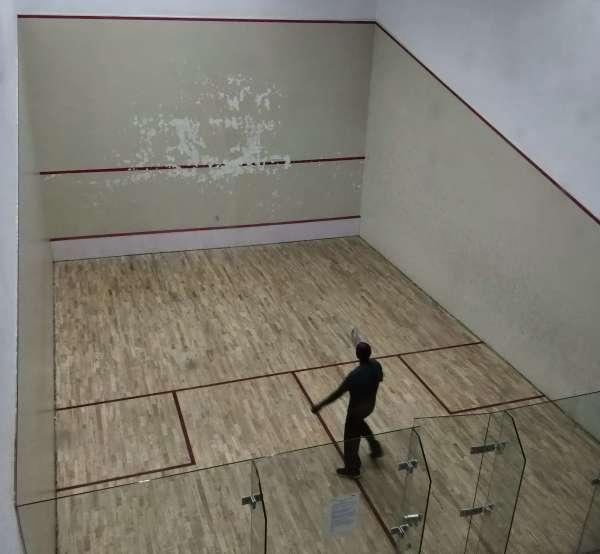 Squash Court  @ Purva Highland