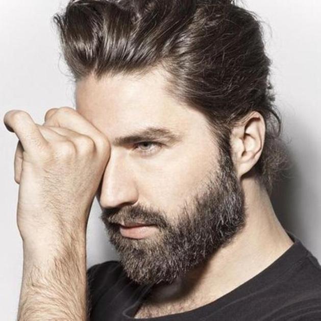 Barba cheia clássica