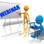 Best Practice on Presenting a Webinar