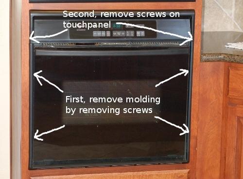 Dacor Stove Control Board