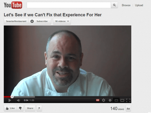 How a restaurant owner fixes bad online reviews