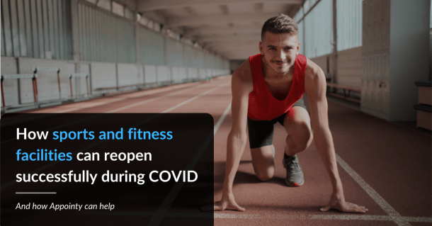 How sports and fitness facilities can reopen successfully during Covid