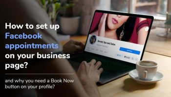 How to set up Facebook appointments