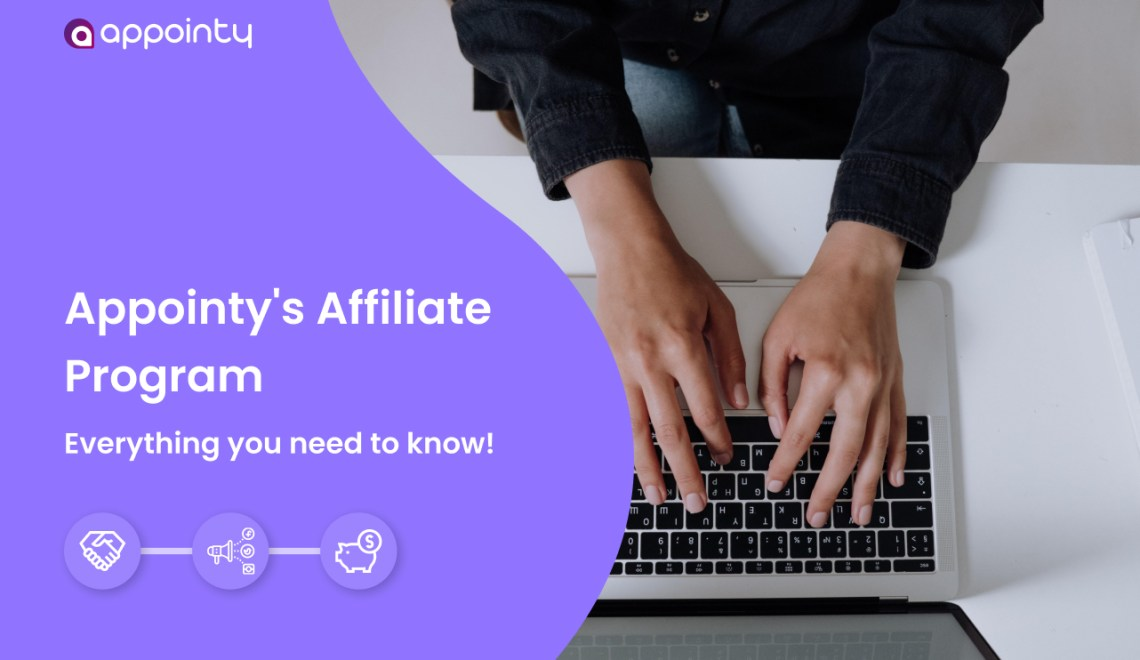 Appointy's affiliate program