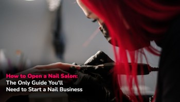 How to open a nail salon
