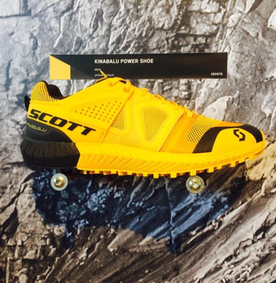 Chaussures Trail Scott