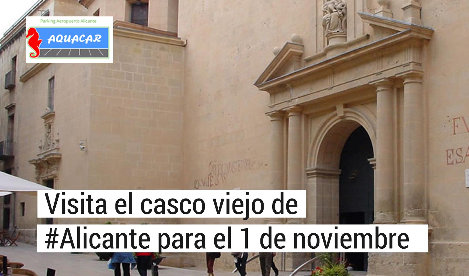 Visita el puente de Noviembre el rincón del silencio en Alicante