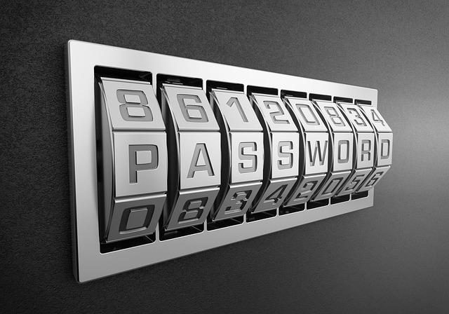 password del wi-fi