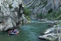 Rafting en el Río Noguera Pallaresa