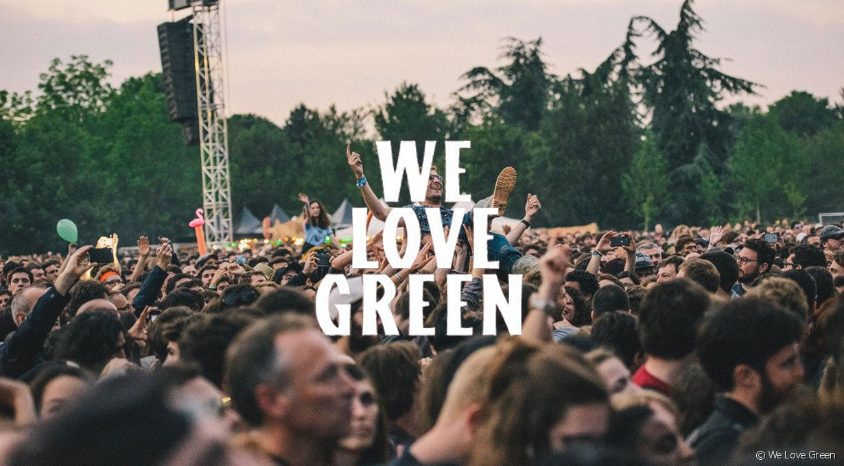 L'appel à projet de We Love Green
