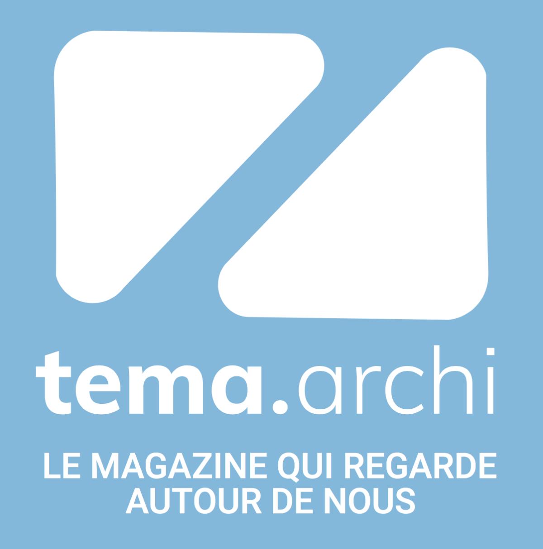 Logo de tema.archi, magazine web sur l'architecture