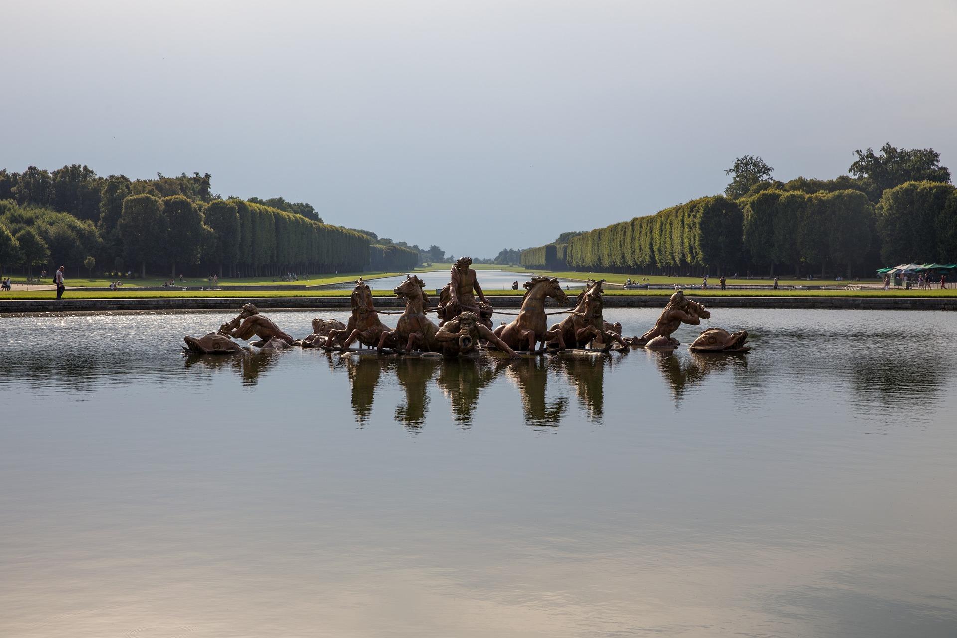 Biennale de l'architecture à Versailles - Jardins Archibien