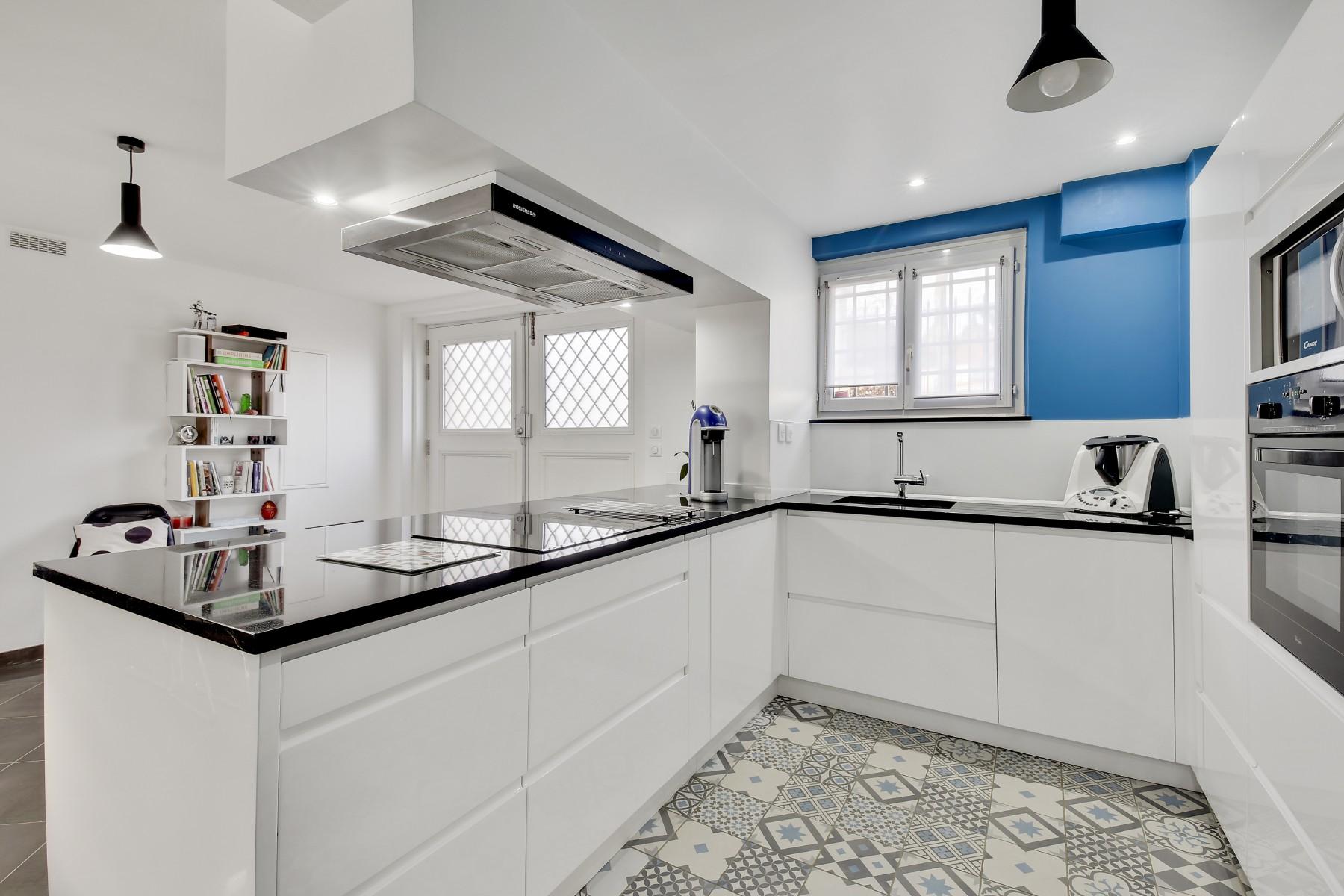 Rénovation d'une cuisine par un architecte Archibien