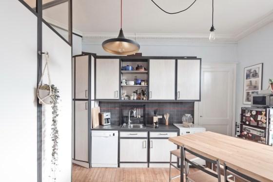 Rénovation d'un appartement haussmannien par un architecte dplg Archibien
