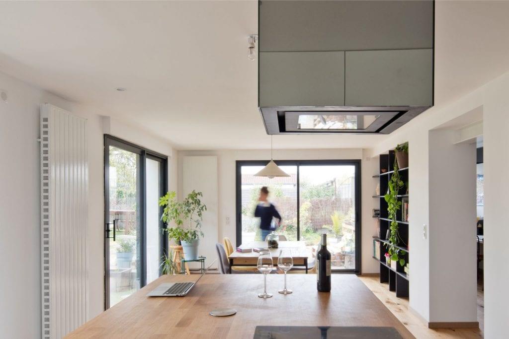 Archibien projet rénovation de maison à Nantes.