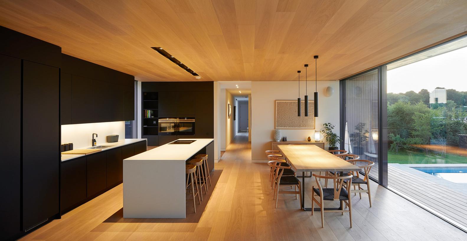 Conseils d'architecte pour aménager une cuisine ouverte