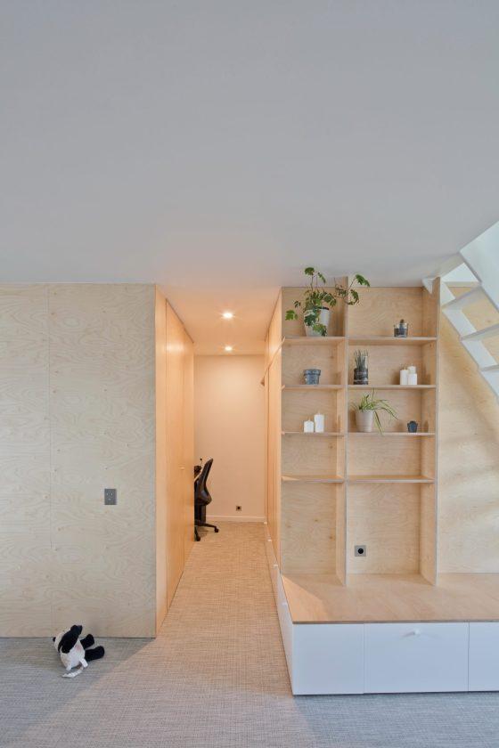 intérieur appartement duplex