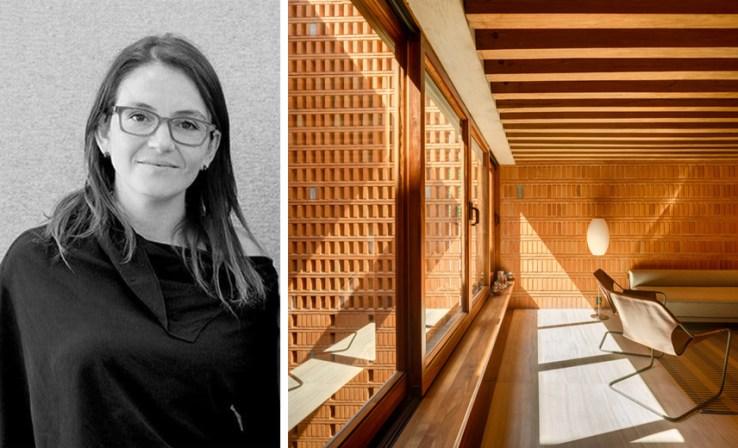 femmes architectes pour regarder le studio iturbide Gabriela Carillo