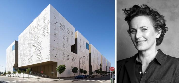 Femmes architectes à surveiller Francine Houbin 2019