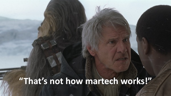 That's Not How Martech Works!